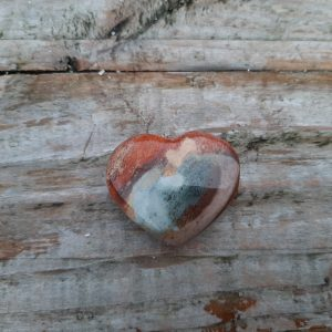 jaspis polychroom hartje