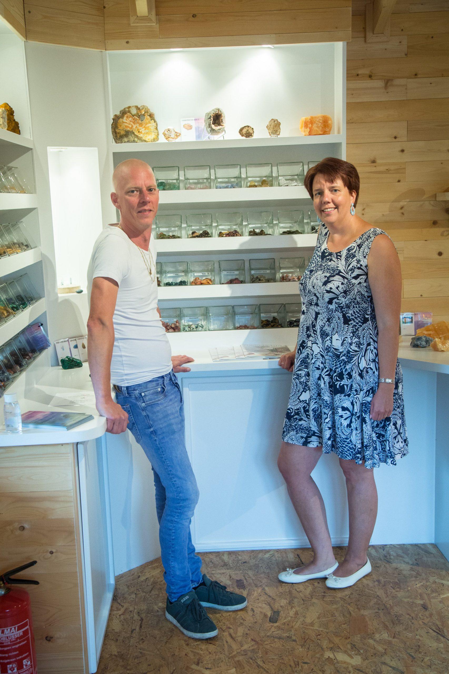 Edwin en Anneloes - More than Stones - Rotterdam-Nesselande
